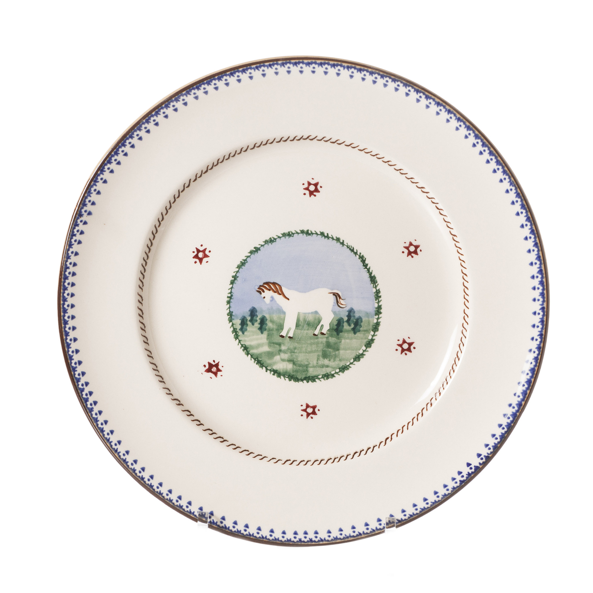 Pony Dinner Plate -1 available