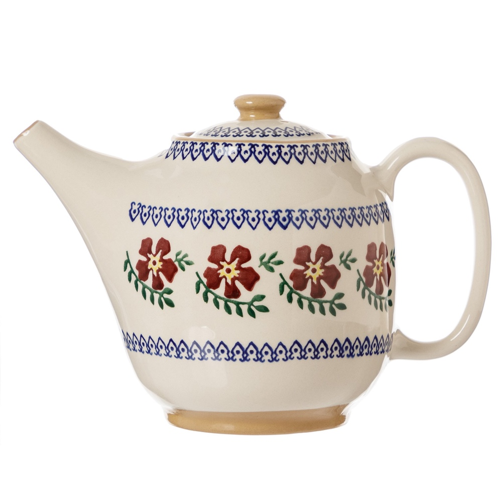 Old Rose Teapot-Available Summer 2021