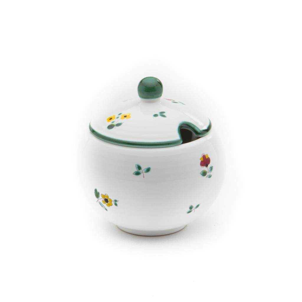 Alpine Flowers Classic Sugar Pot