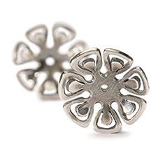 Graphic Flower Earring -1 pair available