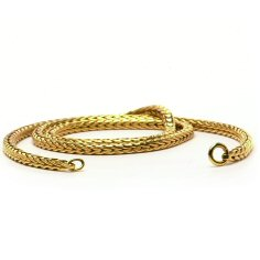 Gold 14K Necklace (lock is not included)
