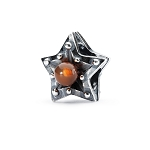 Star of Courage Bead, Leo