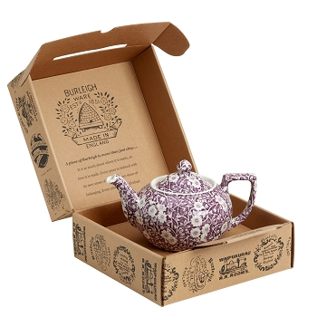 Mulberry Calico Boxed Small Teapot