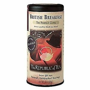 British Breakfast Tea - 50 teabags