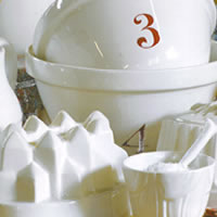 Natural White Kitchenware