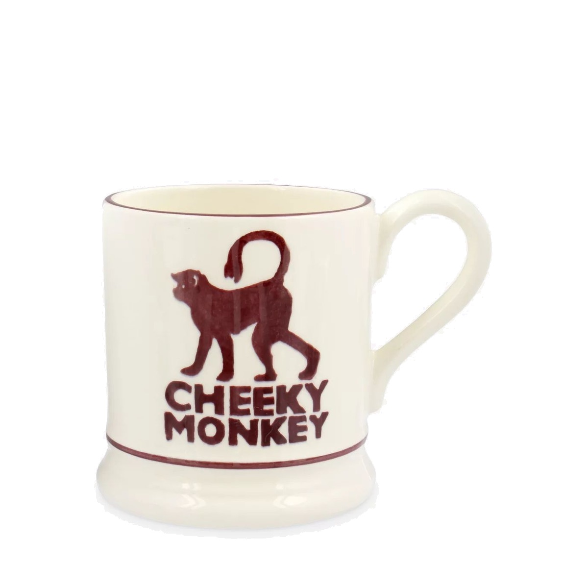 Cheeky Monkey 1/2 Pint Mug - Retired - 2 Available