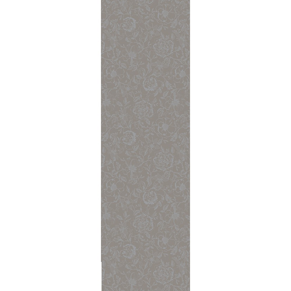 Mille Charmes Taupe Table Runner 22