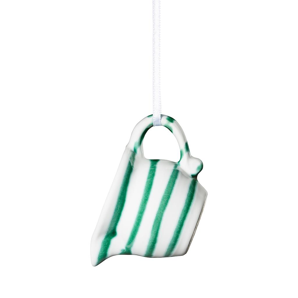 Dizzy Green Tiny Jug Ornament -2 available
