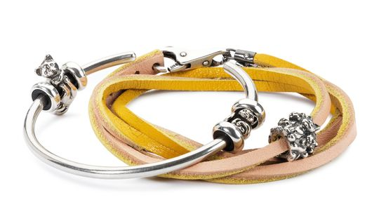 Light Yellow Bracelets
