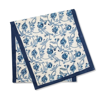Granada Blue Table Runner