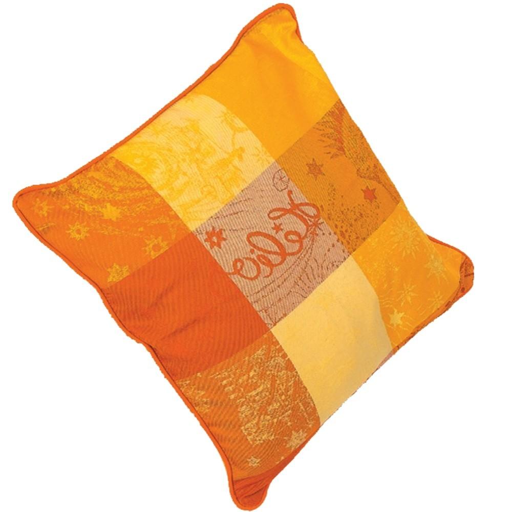 Mille couleurs soleil cushion cover set 2 20 x 20 - Housse de coussin 60x40 ...