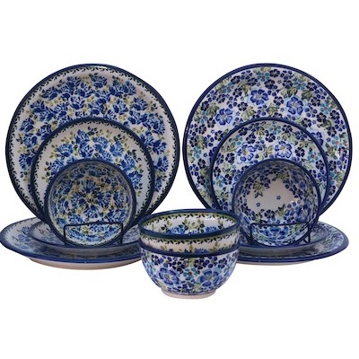 New Polish Pottery at Ann Marie's