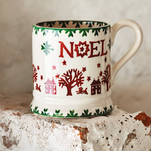 Holiday and New Emma Bridgewater