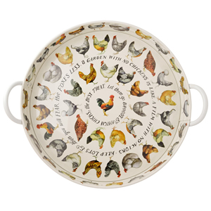 Emma Bridgewater Melamine and Tin