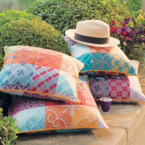 Garnier-Thiebaut Cushions and Pillow Covers