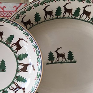 Reindeer, a Holiday Favorite