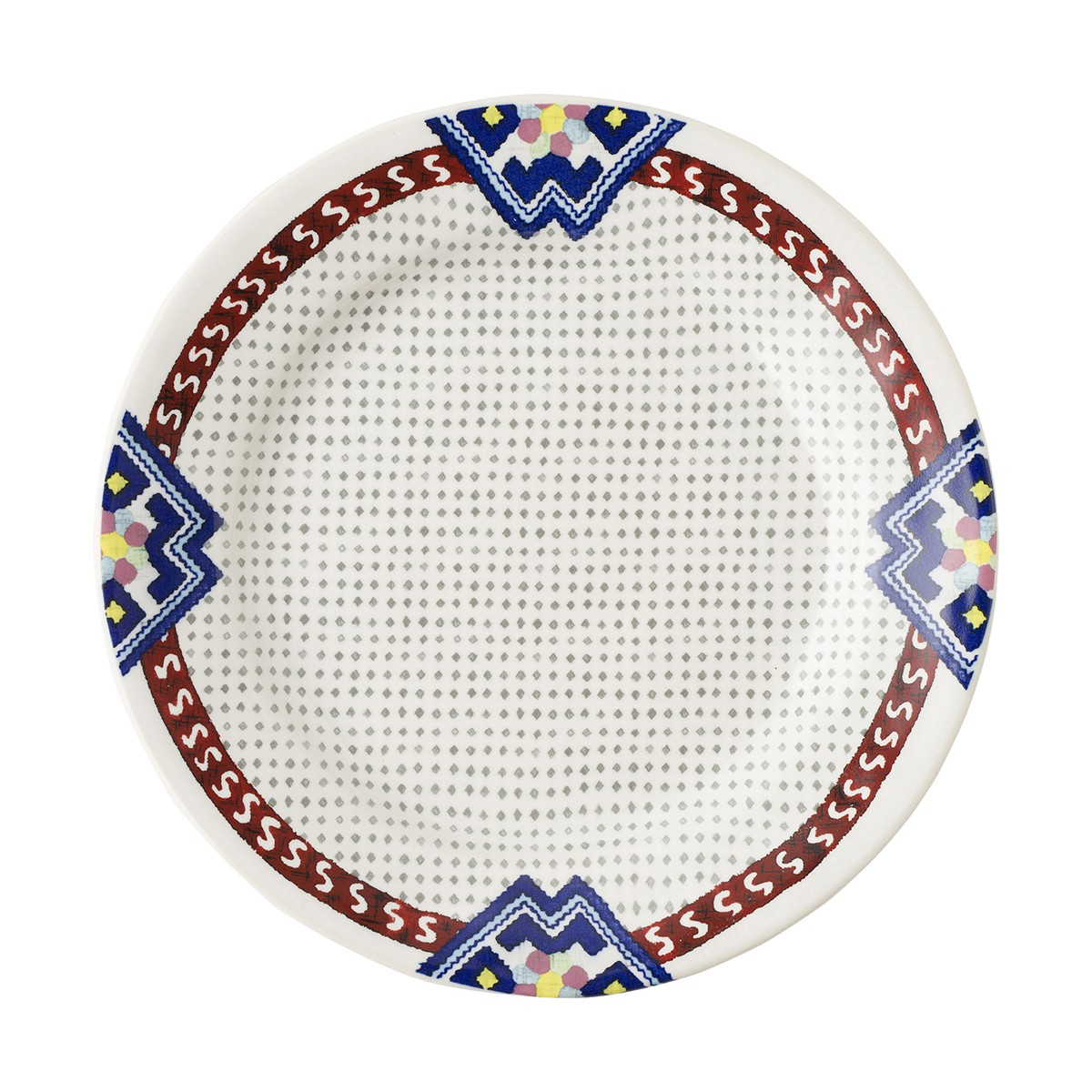 Tangier Side/Cocktail Plate-Retiring - 4 available