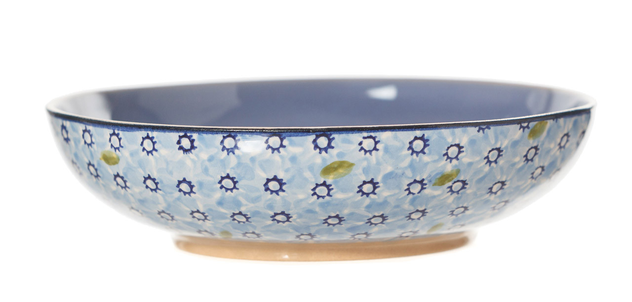 Light Blue Lawn Everyday Bowl