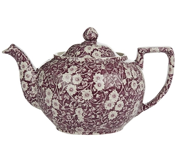 Mulberry Calico Small Teapot