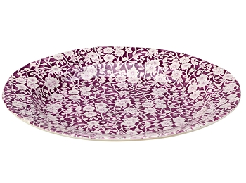 Mulberry Calico Dinner Plate 10.5