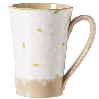 White Lawn Tall Mug -4 available