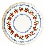 Old Rose Large Quiche Dish-order now for 2021 delivery