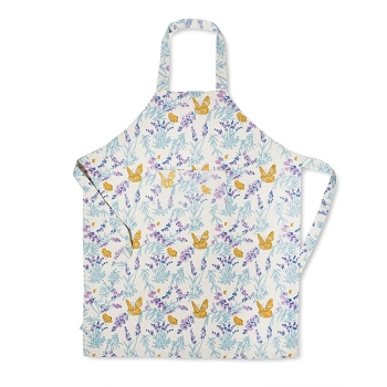 Papillon Blue French Apron