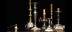 Candlesticks & Lamps