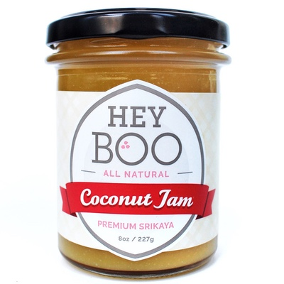 Hey Boo Premium Coconut Spread