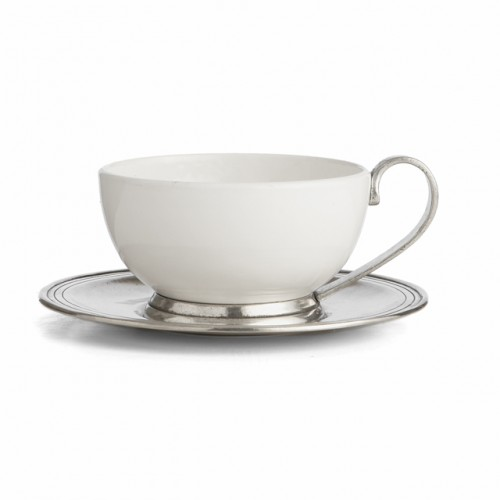 Tuscan Cup and Saucer- on backorder