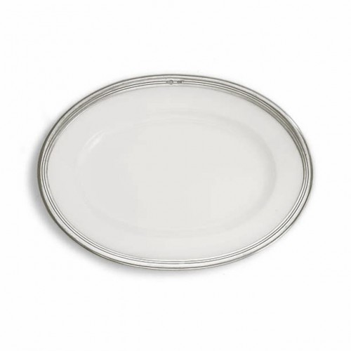 Tuscan Large Oval Platter -Retired 1 available