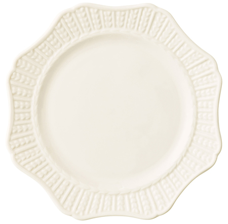 Galway Weave Scallop Accent Plate -7 available