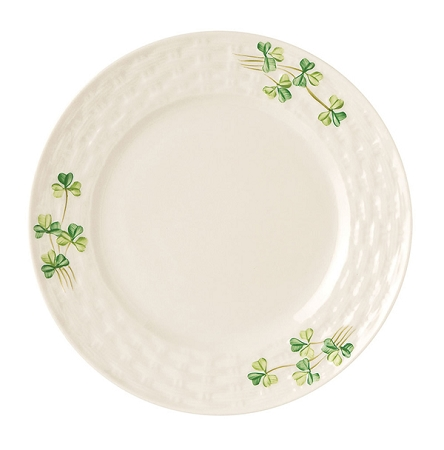 Shamrock Side Plate -10 available