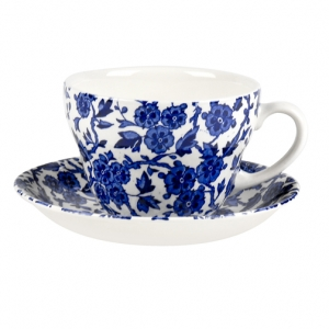 Blue Arden Breakfast Cup and Saucer
