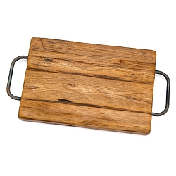 Farmhouse Cutting Board with Handles