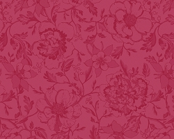 Mille Charmes Framboise Coated Placemat 16