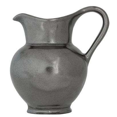 Pewter Round Pitcher/Creamer