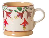 Fuchsia Small Mug