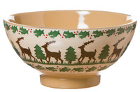 Reindeer Medium Bowl