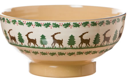 Reindeer Salad Bowl