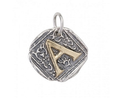 Century Insignia Sterling Silver and Brass