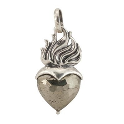 Fortitude Heart Charm