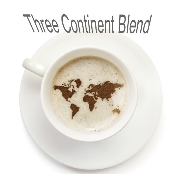 Three Continent Blend Coffee