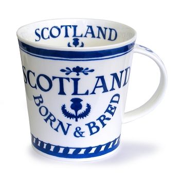 Cairngorm Born & Bread Scotland Mug