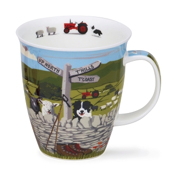 Nevis Up North Mug