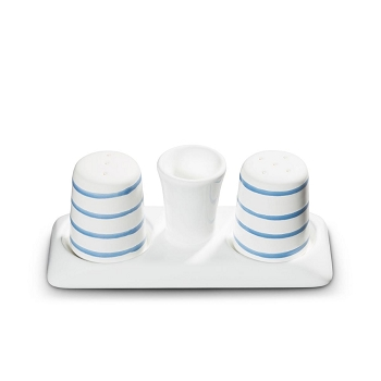 Dizzy Blue Salt and Pepper Set*