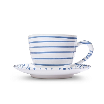 Dizzy Blue Gourmet Large Cup 13.5 oz (Cup Only)