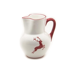 Ruby Red Deer Jug 50.7 oz