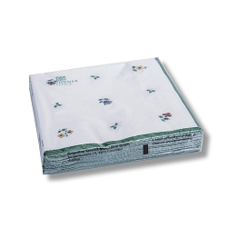 Alpine Flowers 20 ea/pack Lunch Napkins