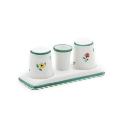 Alpine Flowers Gourmet Salt and Pepper